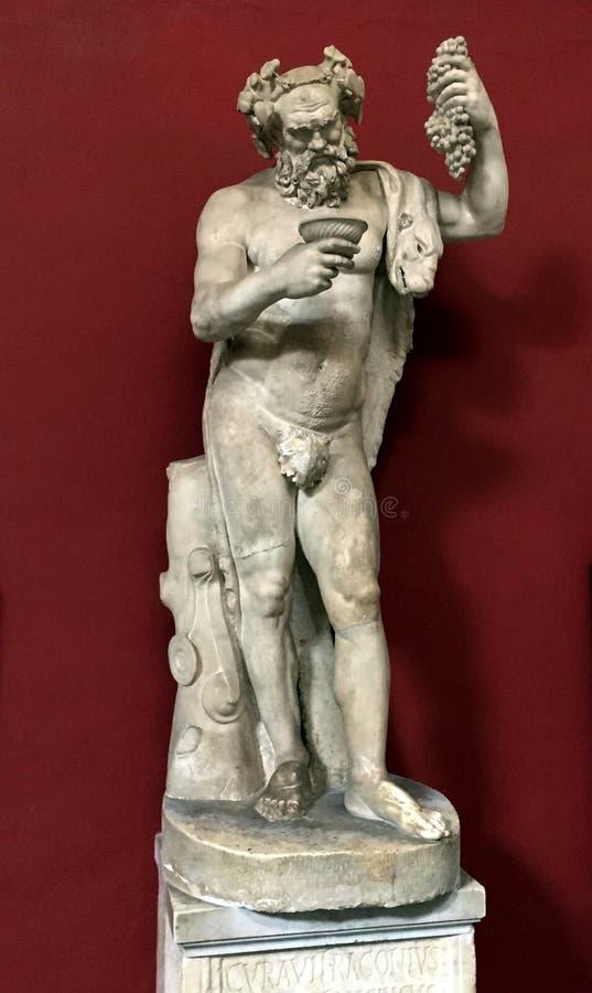 Παλαιό Bacchus στοκ φωτογραφία