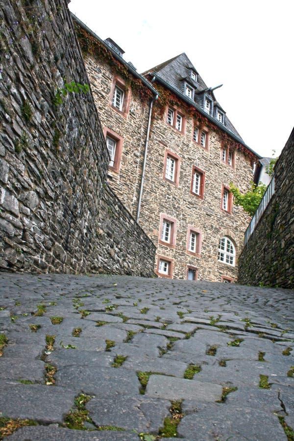 Παλαιό monschau καταστροφών στοκ φωτογραφίες με δικαίωμα ελεύθερης χρήσης