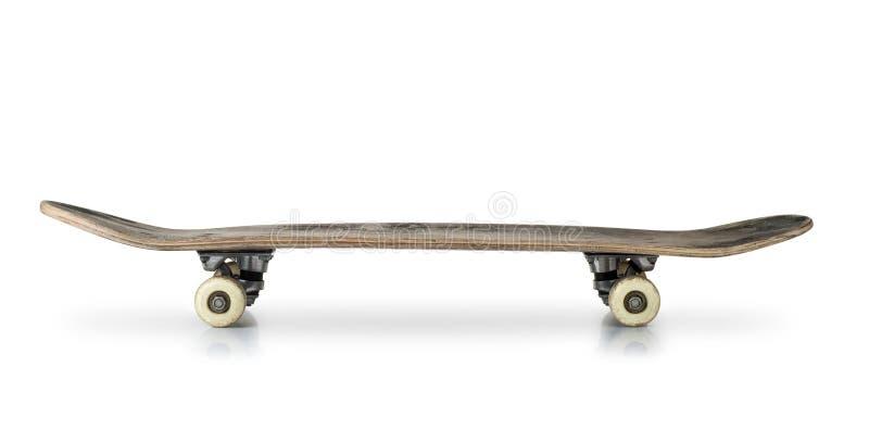 παλαιό skateboard στοκ φωτογραφίες