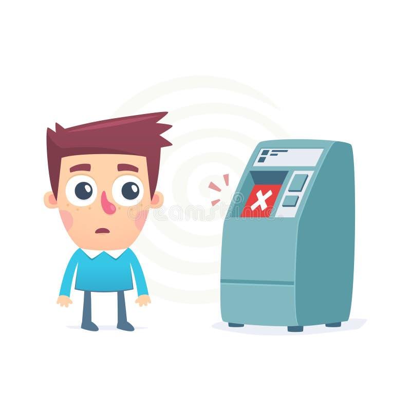 Παλιοπράγματα ATM απεικόνιση αποθεμάτων