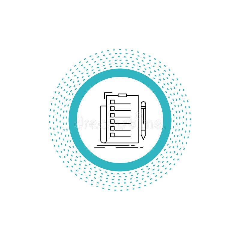πείρα, πίνακας ελέγχου, έλεγχος, κατάλογος, εικονίδιο γραμμών εγγράφων : απεικόνιση αποθεμάτων