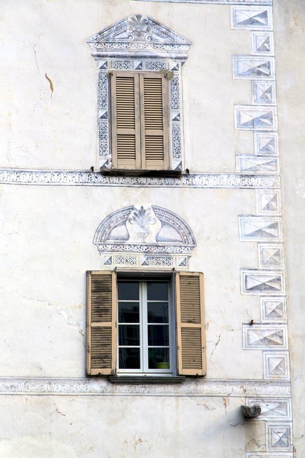 Πεζούλι Ευρώπη Ιταλία Λομβαρδία παλαιό στο μεγάλο του Μιλάνου στοκ φωτογραφίες