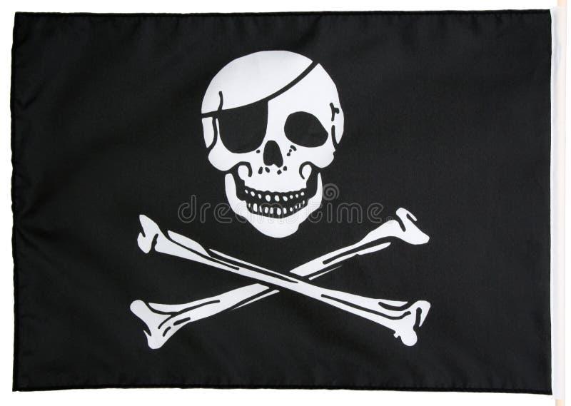 πειρατής σημαιών στοκ εικόνες