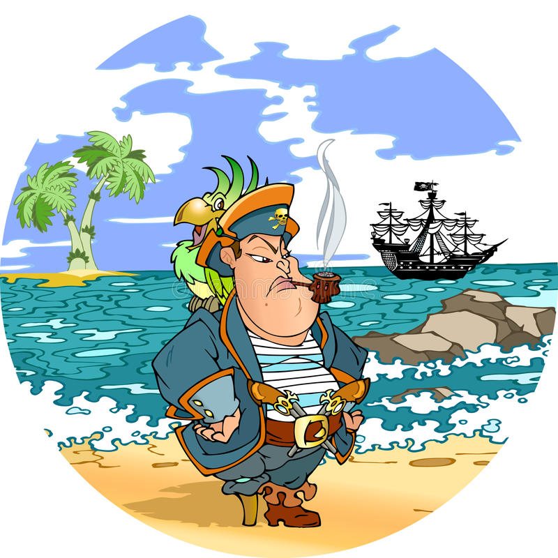 πειρατής ελεύθερη απεικόνιση δικαιώματος