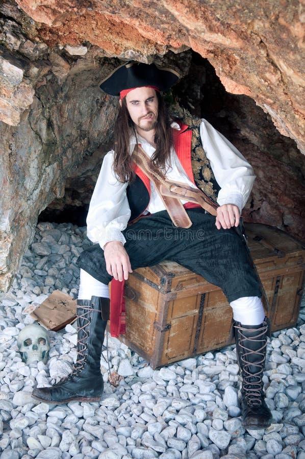 πειρατής στοκ εικόνα με δικαίωμα ελεύθερης χρήσης