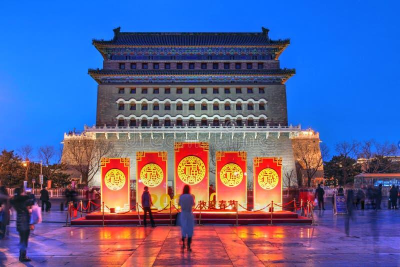 Πεκίνο Κίνα στοκ φωτογραφία με δικαίωμα ελεύθερης χρήσης
