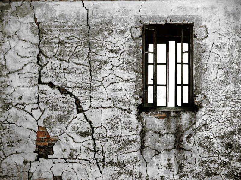 πελεκημένος παλαιός τοίχος στοκ εικόνες με δικαίωμα ελεύθερης χρήσης