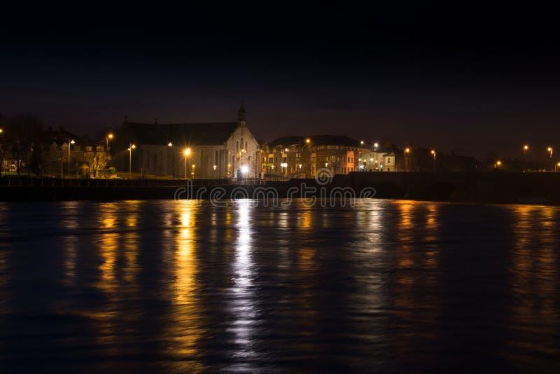 Πεντάστιχο εκκλησιών του ST Munchins στοκ φωτογραφίες με δικαίωμα ελεύθερης χρήσης