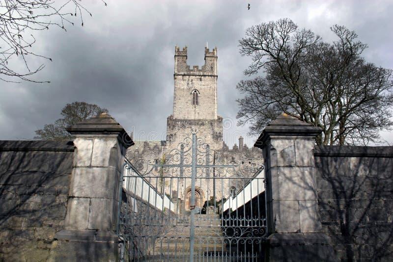 πεντάστιχο καθεδρικών ναών στοκ εικόνες με δικαίωμα ελεύθερης χρήσης