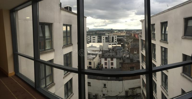 πεντάστιχο της Ιρλανδίας στοκ εικόνα με δικαίωμα ελεύθερης χρήσης