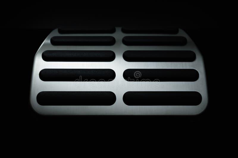 Πεντάλι αυτοκινήτων Στις βαθιές σκιές στοκ εικόνα με δικαίωμα ελεύθερης χρήσης
