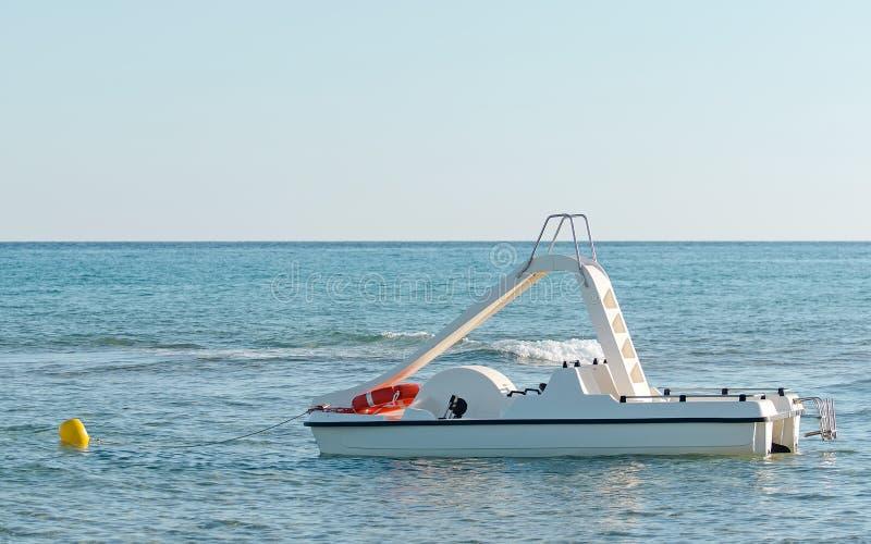 Πεντάλι-βάρκα στοκ εικόνα με δικαίωμα ελεύθερης χρήσης
