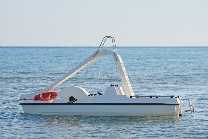 Πεντάλι-βάρκα στοκ φωτογραφίες με δικαίωμα ελεύθερης χρήσης