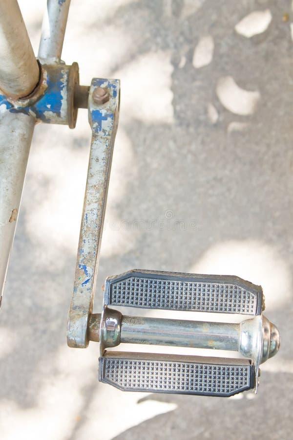 Πεντάλι ποδηλάτων στοκ φωτογραφίες