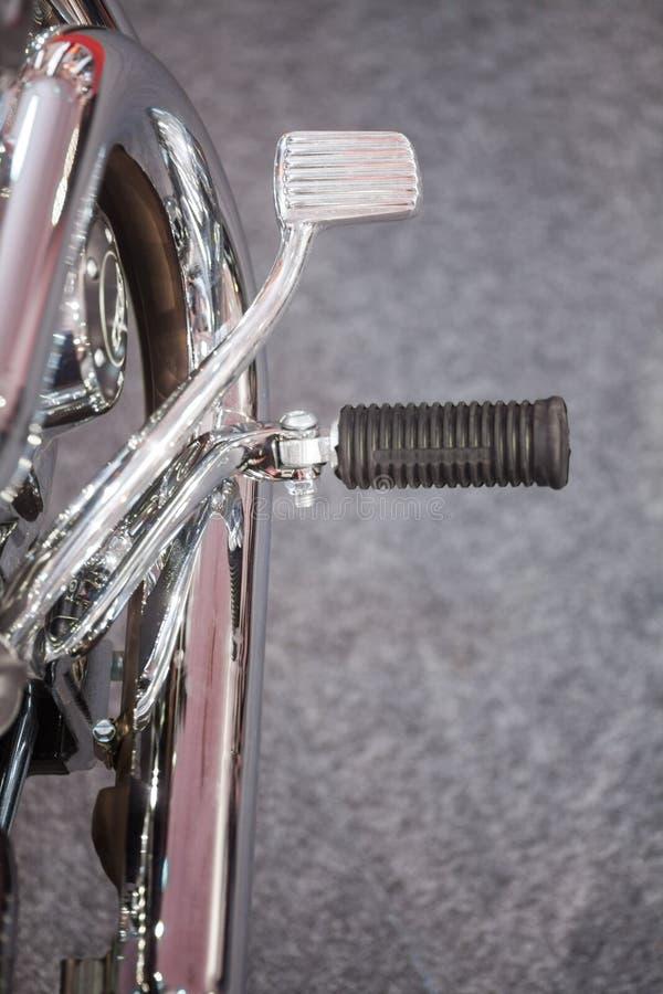 Πεντάλι σπασιμάτων μοτοσικλετών στοκ φωτογραφίες με δικαίωμα ελεύθερης χρήσης