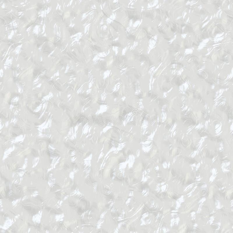 Περίεργα άσπρο τρισδιάστατο υπόβαθρο σύστασης επιφάνειας ουσιών ελεύθερη απεικόνιση δικαιώματος