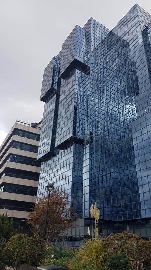 Περίεργο κτήριο στοκ φωτογραφία