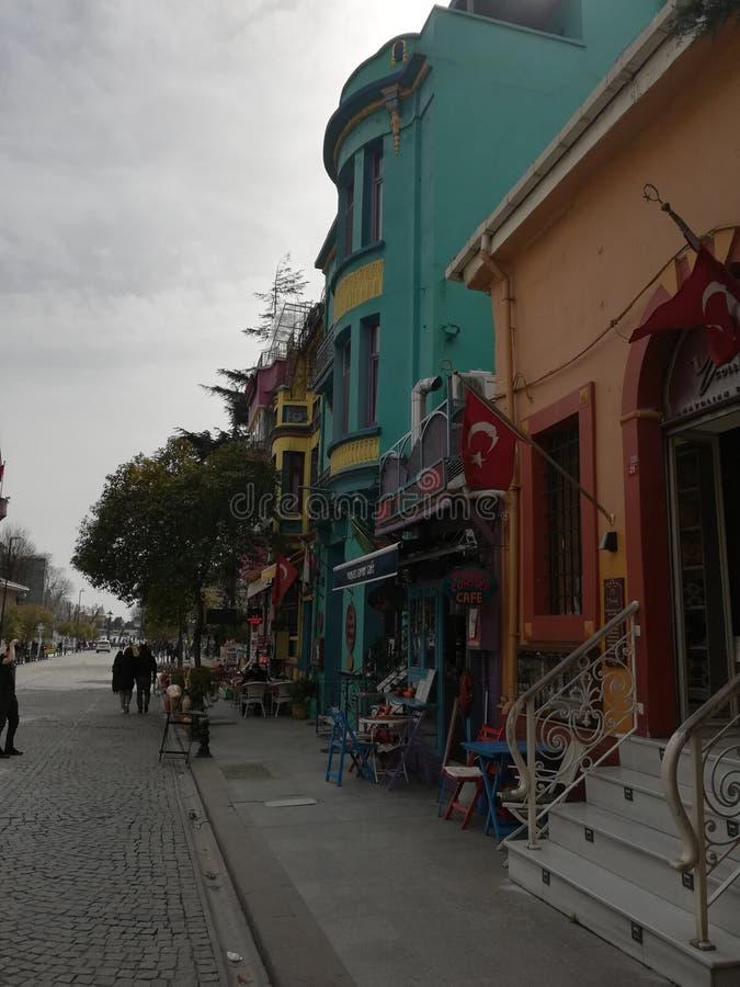 Περίπατος στην Τουρκία στοκ εικόνες