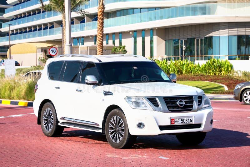 περίπολος της Nissan στοκ εικόνες με δικαίωμα ελεύθερης χρήσης