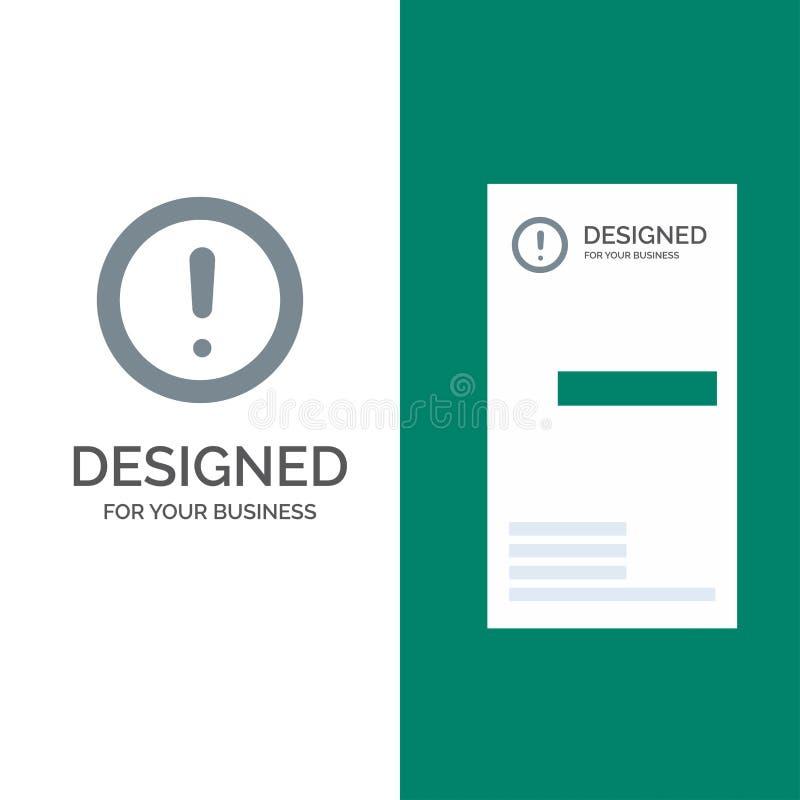 Περίπου, οι πληροφορίες, σημείωση, ερώτηση, υποστηρίζουν το γκρίζο σχέδιο λογότυπων και το πρότυπο επαγγελματικών καρτών απεικόνιση αποθεμάτων