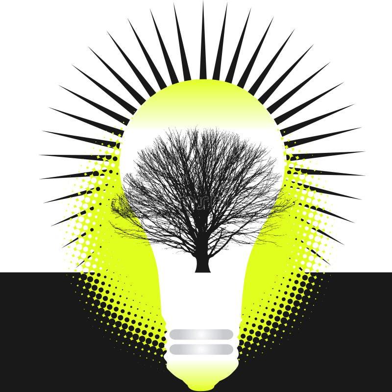 περιβαλλοντική απεικόνιση διανυσματική απεικόνιση