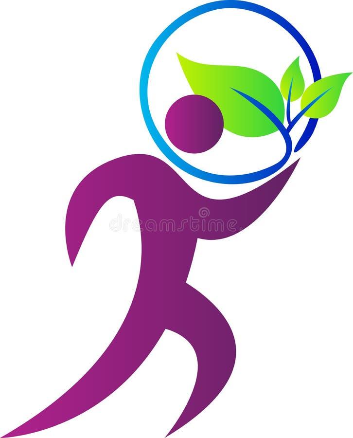 Περιβαλλοντική προσοχή ελεύθερη απεικόνιση δικαιώματος