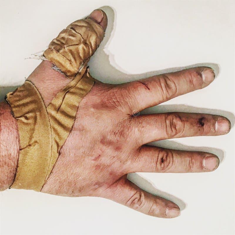 Περικοπή χεριών στοκ φωτογραφίες με δικαίωμα ελεύθερης χρήσης