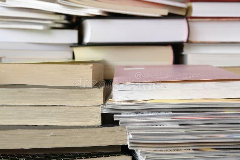 περιοδικά βιβλίων στοκ εικόνες