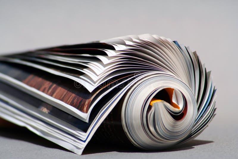περιοδικό ανασκόπησης στοκ φωτογραφίες με δικαίωμα ελεύθερης χρήσης