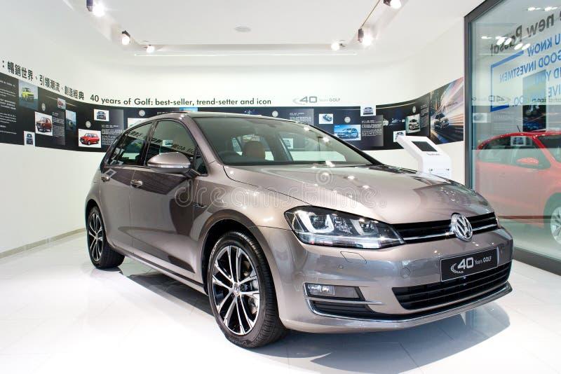 Περιορισμένη έκδοση 2014 γκολφ του Volkswagen 2014 στοκ φωτογραφίες με δικαίωμα ελεύθερης χρήσης