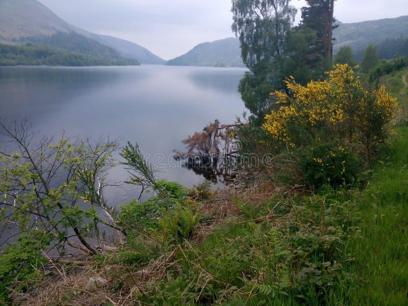Περιοχή Αγγλία λιμνών Keswick στοκ φωτογραφία με δικαίωμα ελεύθερης χρήσης