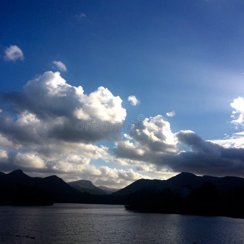 Περιοχή λιμνών στοκ εικόνα με δικαίωμα ελεύθερης χρήσης