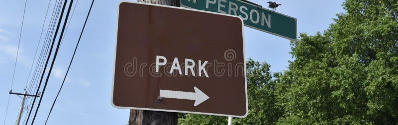Περιοχή πάρκων και φύσης στοκ φωτογραφίες με δικαίωμα ελεύθερης χρήσης