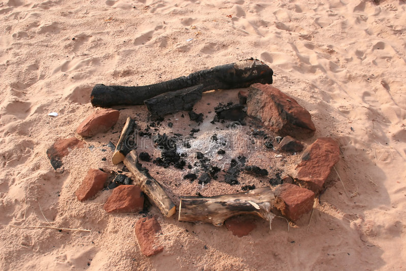 περιοχή πυρών προσκόπων στοκ φωτογραφία με δικαίωμα ελεύθερης χρήσης