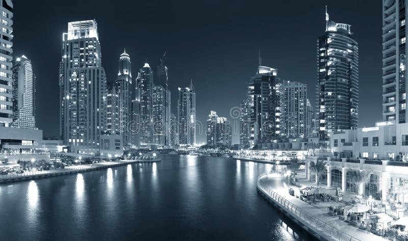 Περιοχή του Ντουμπάι - της μαρίνας του Ντουμπάι στοκ φωτογραφίες