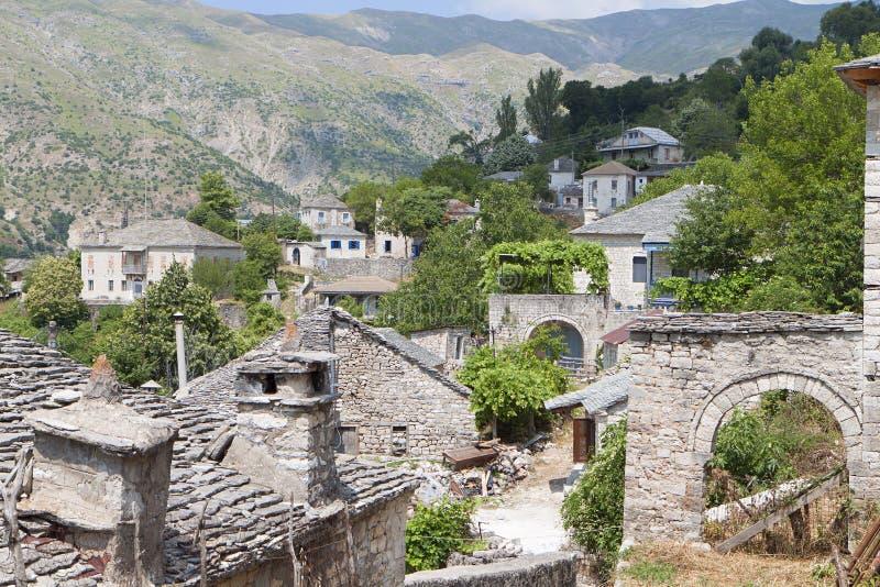 Περιοχή Tzoumerka στην Ελλάδα στοκ φωτογραφίες με δικαίωμα ελεύθερης χρήσης