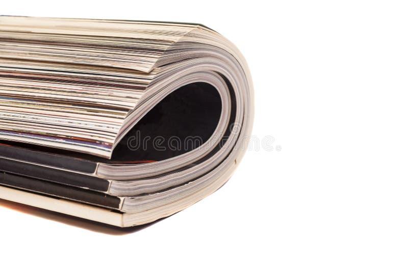 Περιοδικά χρώματος στοκ φωτογραφίες