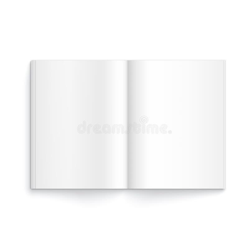 περιοδικό που ανοίγουν & απεικόνιση αποθεμάτων
