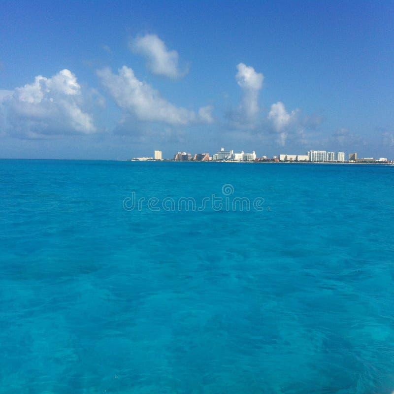 Περιπέτειες Cancun στοκ εικόνα