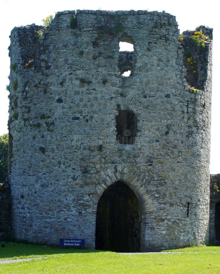 Περιποίηση Castle Ιρλανδία στοκ φωτογραφία με δικαίωμα ελεύθερης χρήσης