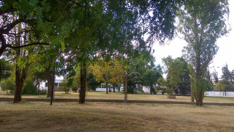Περιστασιακό πάρκο στοκ φωτογραφίες