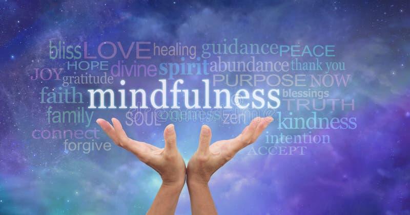 Περισυλλογή της Zen Mindfulness στοκ φωτογραφίες