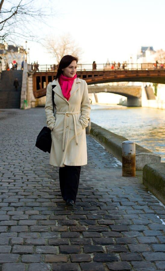περπάτημα απλαδιών αναχωμάτ στοκ φωτογραφία με δικαίωμα ελεύθερης χρήσης