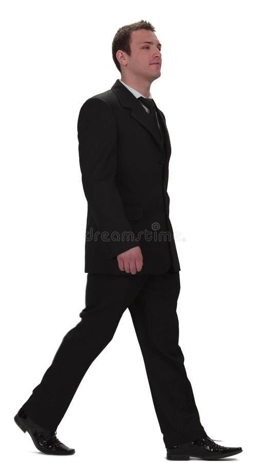 περπάτημα επιχειρηματιών στοκ φωτογραφία με δικαίωμα ελεύθερης χρήσης