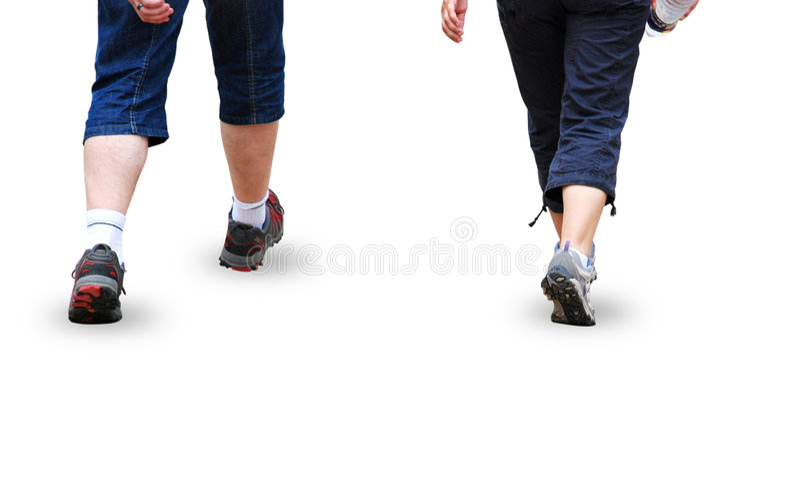 περπάτημα στοκ εικόνες