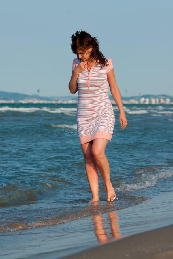 περπατώντας ύδωρ στοκ εικόνα με δικαίωμα ελεύθερης χρήσης