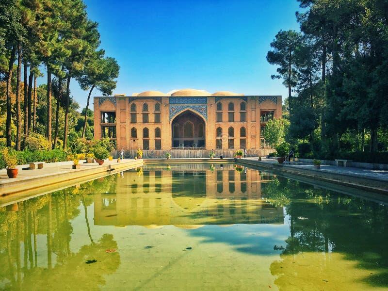Περσικός κήπος στοκ εικόνες
