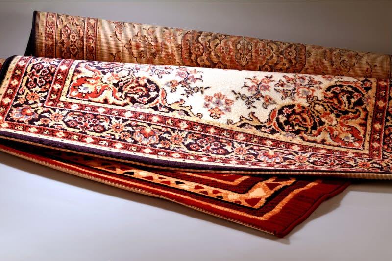 Περσικός τάπητας στοκ εικόνες