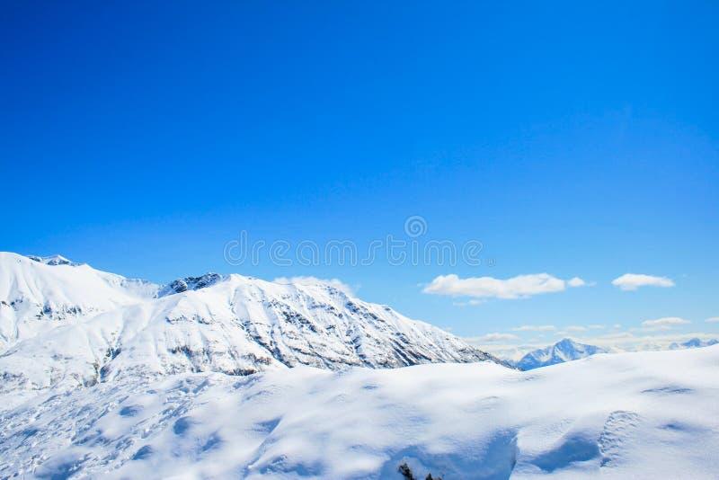 Πεσμένο χιόνι στο πέρασμα Hatcher στην Αλάσκα στοκ φωτογραφίες