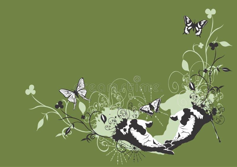 Download πεταλούδες βρώμικες διανυσματική απεικόνιση. εικονογραφία από διάνυσμα - 1541728